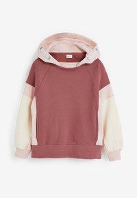 Next - Træningsbukser - mottled light pink - 2