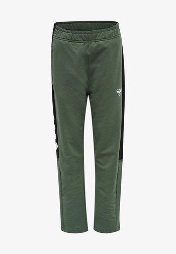 Tracksuit bottoms - thyme