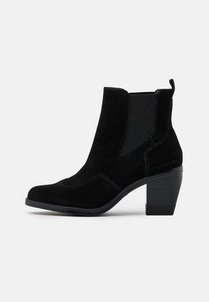 TACOMA BOOT - Støvletter - black