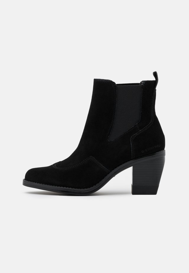 TACOMA BOOT - Botines - black