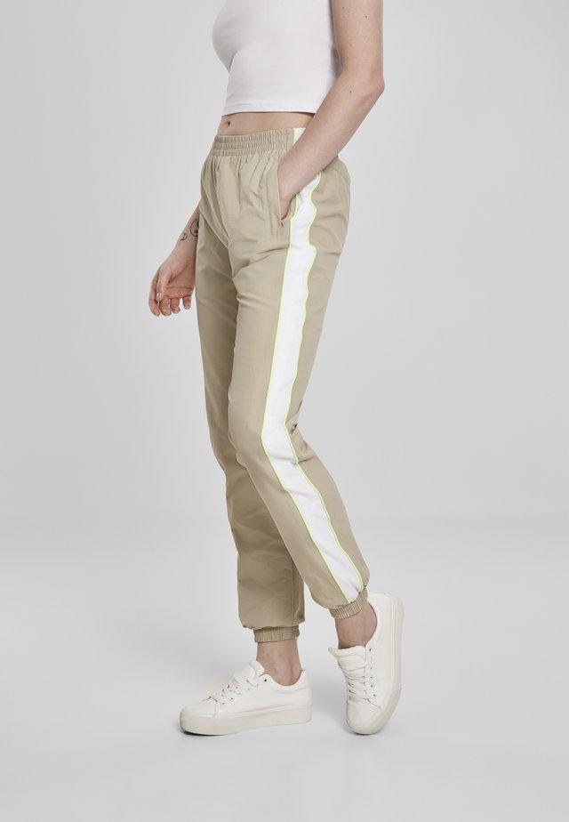 Pantalon de survêtement - darkshadow/electriclime