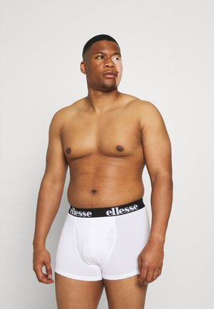 HALI TRUNKS 3 PACK - Pants - black/grey/white