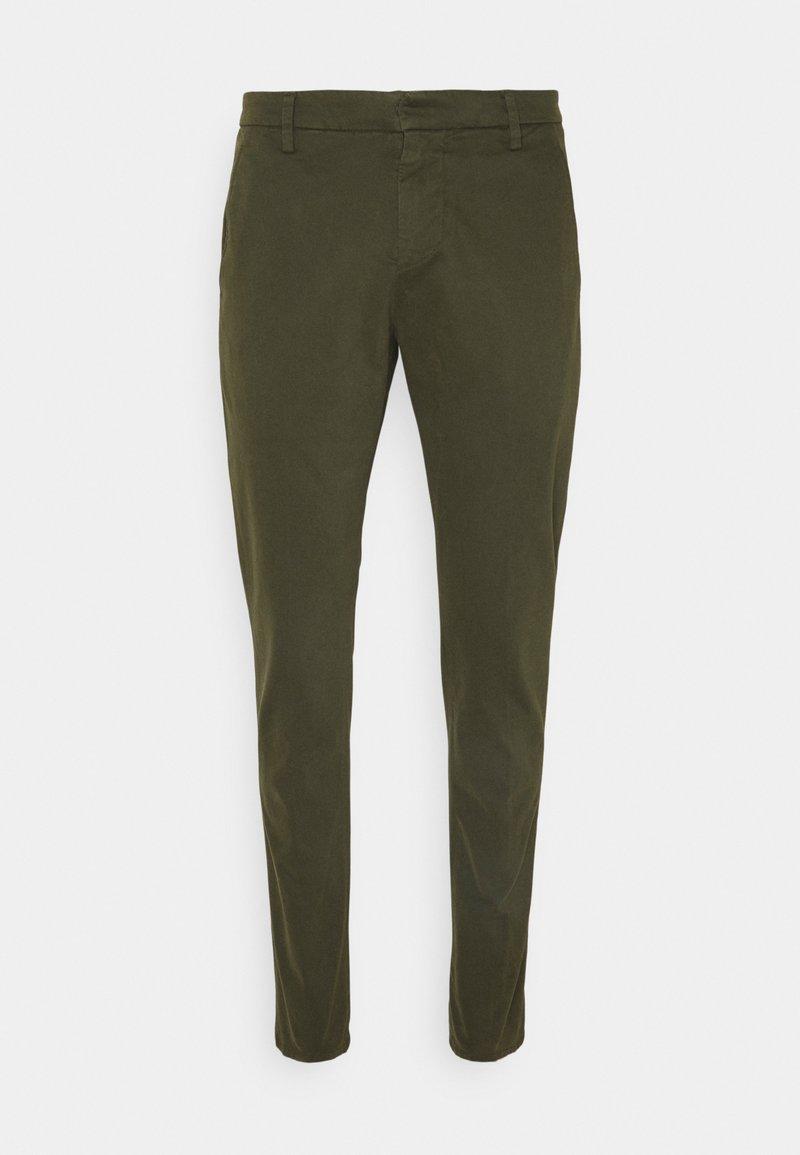 Dondup - PANTALONE GAUBERT - Trousers - oliv