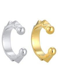 Elli - SET - Earrings - silver-coloured - 6
