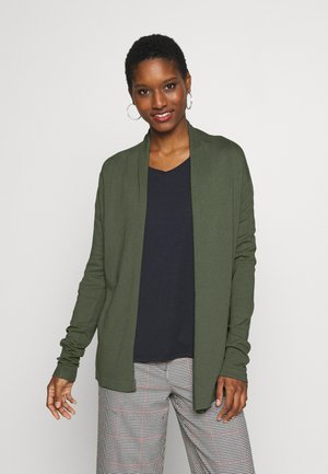 Strickjacke - green