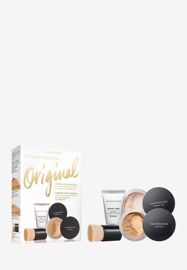 ORIGINAL GET STARTED® KIT - Set de maquillage - light