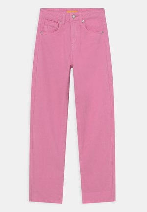 STRAIGHT FULL LENGHT - Jeans straight leg - pink