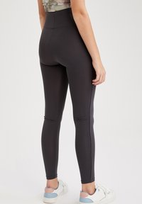 DeFacto Fit - Leggings - Trousers - anthracite - 1