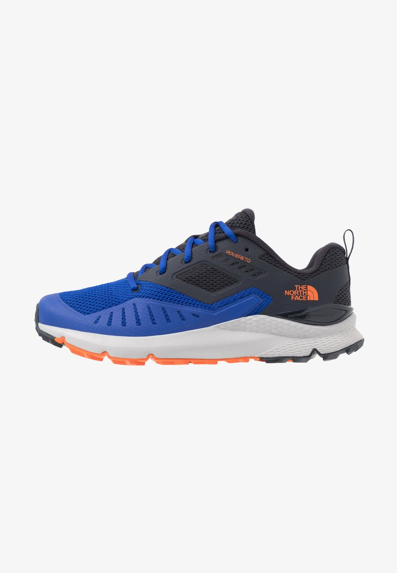 The North Face - MEN'S ROVERETO - Trail running shoes - blue/flag blue