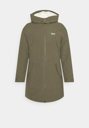 ROCKY POINT - Parka - granite