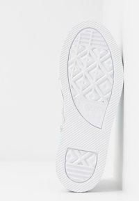 Converse - CHUCK TAYLOR ALL STAR PLATFORM EVA - Sneakers - agate blue/white/midnight navy - 5