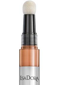 IsaDora - LIQUID BLEND SOFT MATT LIP COLOR - Liquid lipstick - rust brown - 4