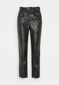 ONLVIBE DION PANT - Trousers - black