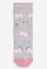 Next - 5 PACK  - Socks - multi-coloured - 4