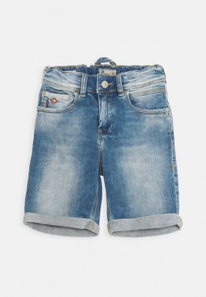 LANCE  - Denim shorts - alfa wash