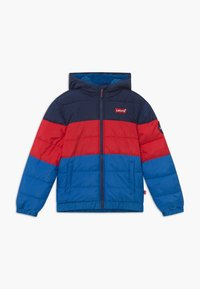 Levi's® - COLORBLOCK PUFFER - Winter jacket - prince blue - 0