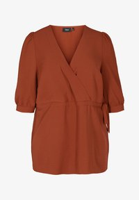 Zizzi - Blouse - dark orange - 3