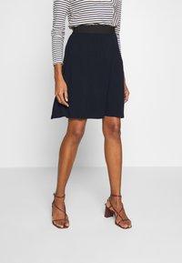 Kaffe - KAWILLE SKIRT - A-line skirt - midnight marine - 0