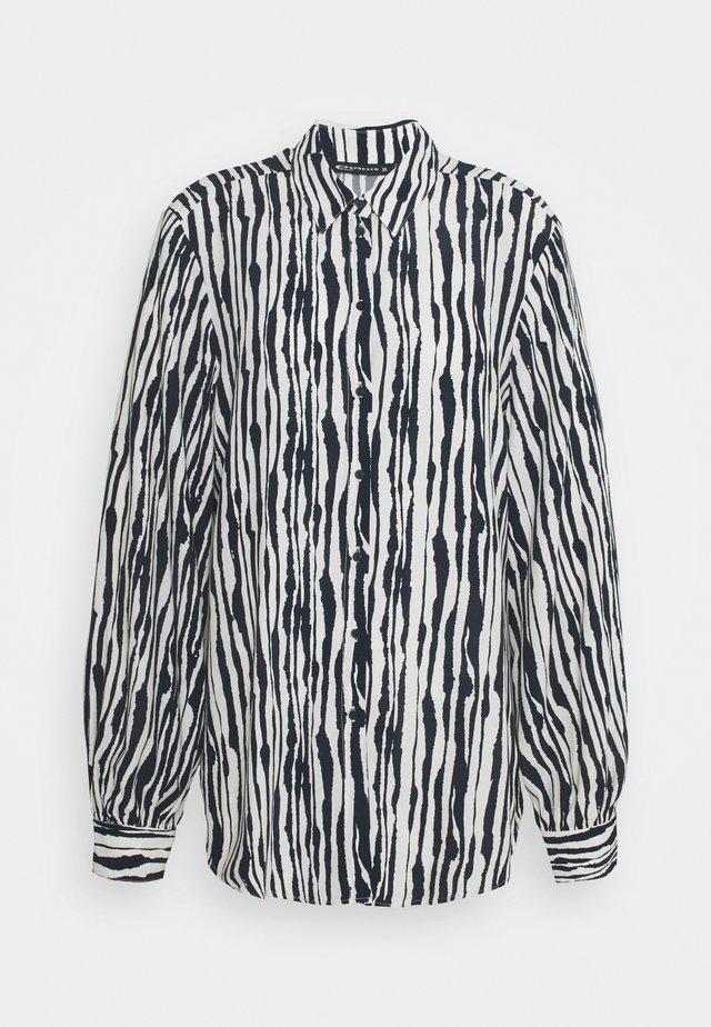 CARLETTA - Skjorte - indigo