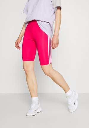 ORIGINALS HIGH WAISTED TIGHTS - Shorts - power pink/white