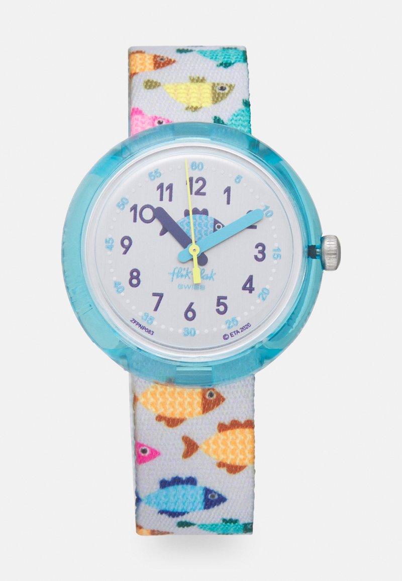 Flik Flak - FISHTASTIC UNISEX - Hodinky - multicolour