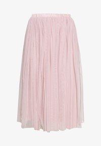 Lace & Beads Tall - VAL SKIRT - Áčková sukně - pink - 3