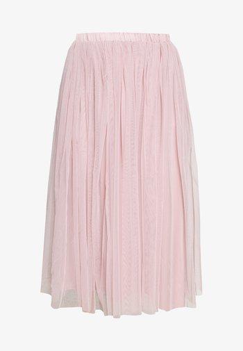 VAL SKIRT - A-line skirt - pink