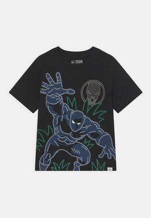 TODDLER BOY GRAPHIC - Print T-shirt - black