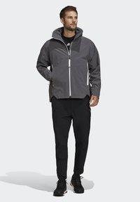 adidas Performance - MYSHELTER URBAN RAIN.RDY OUTDOOR - Outdoor jacket - grey - 1