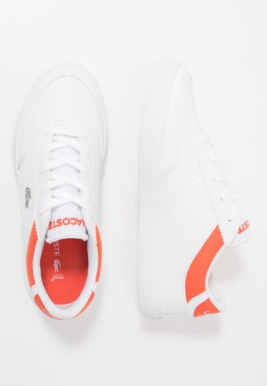 COURT-MASTER - Zapatillas - white/red