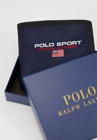 Polo Ralph Lauren - SPORT - Portfel - newport navy - 2