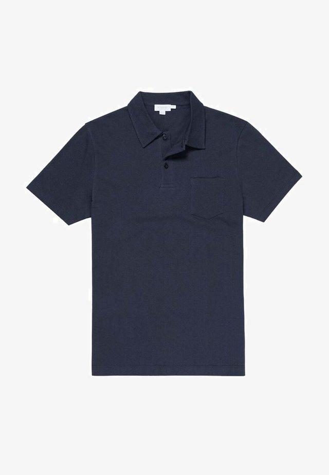 RIVIERA - Polo shirt - navy
