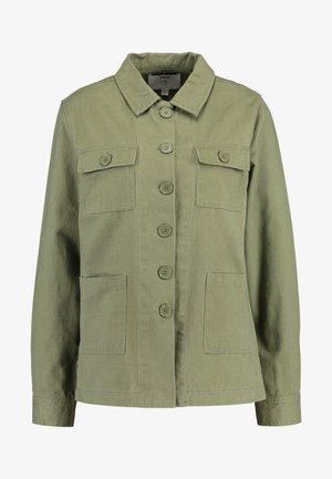 SHACKET - Summer jacket - khaki