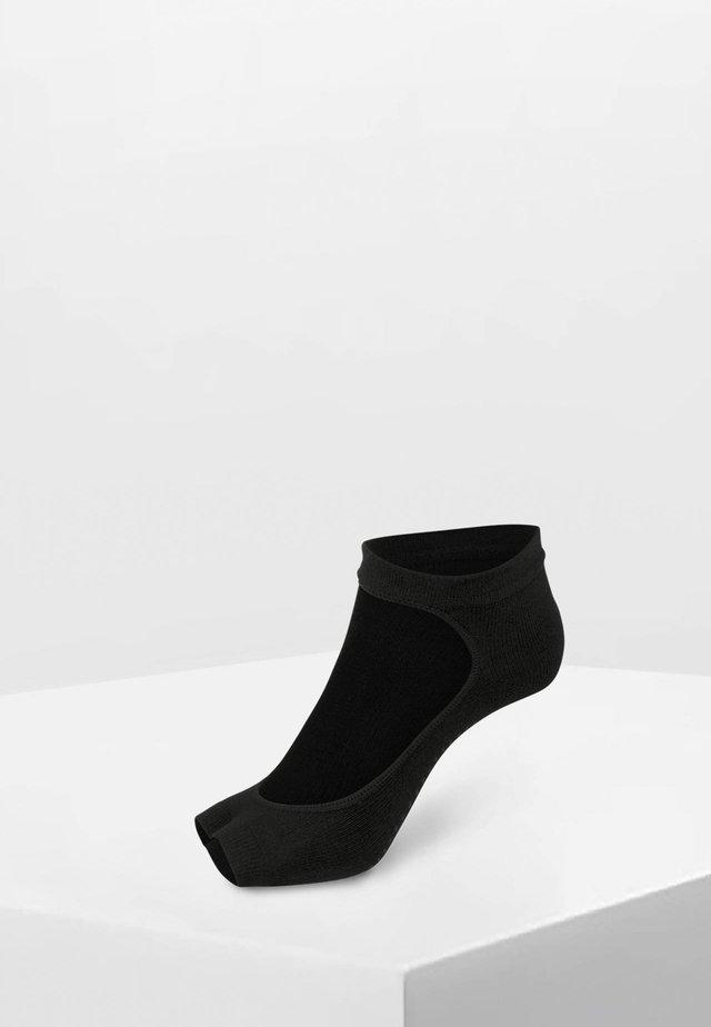 Ankelsockor - black