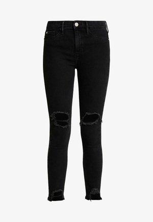 BAXTER OR BOXER - Jeans Skinny Fit - black denim