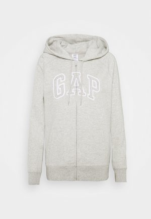 Hoodie - light heather grey