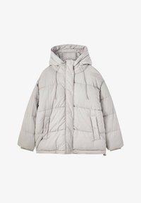 PULL&BEAR - Down jacket - grey - 6