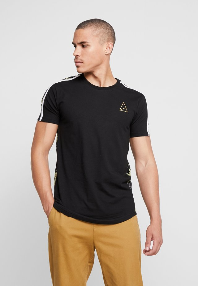 VALENCIA - T-shirt print - black