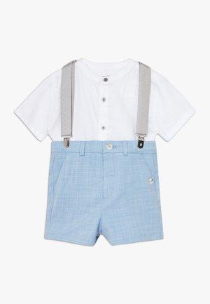 SUIT SET - Shorts - pale blue