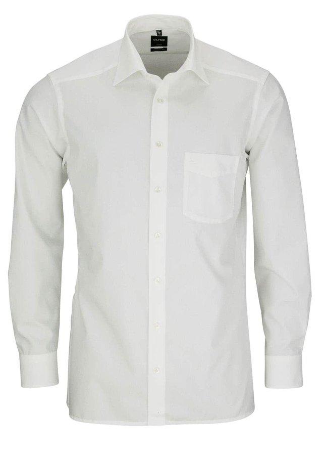 MODERN FIT  - Zakelijk overhemd - creme - beige