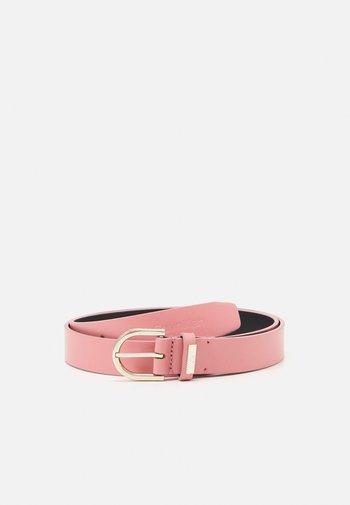 ROUND BELT - Belt - pink
