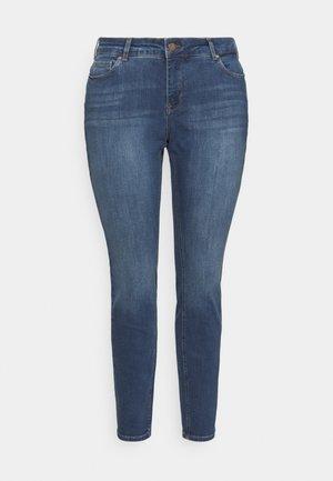 SANNA - Jeans Skinny Fit - blue denim