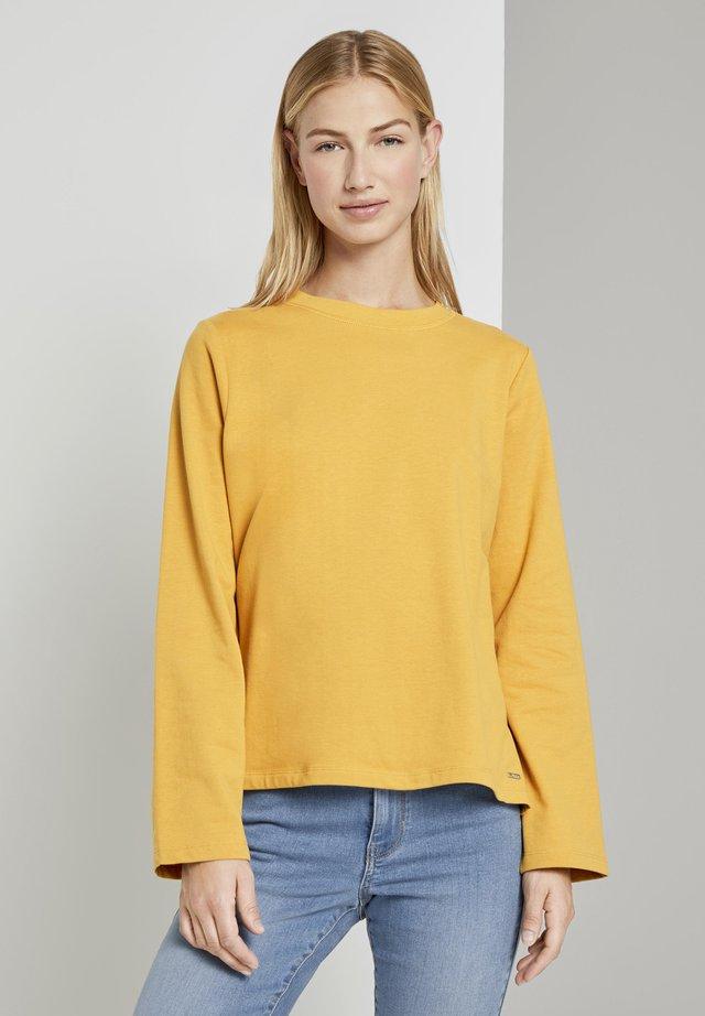 COZY  - Sweatshirt - indian spice yellow