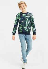 WE Fashion - Sweater - all-over print - 0