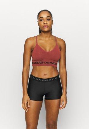 Sports bra - cinna red