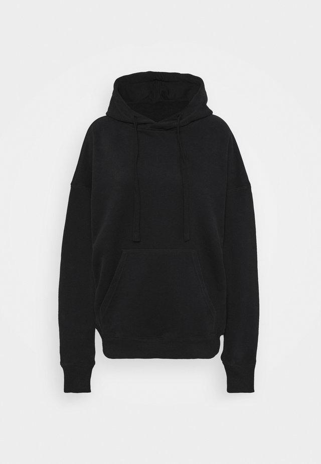 HOODIE CHANT BLACK - Hoodie - black