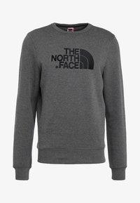 The North Face - MENS DREW PEAK CREW - Sweatshirt - mid grey heather - 5