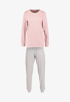 SWEET DREAMS SET - Pyžamová sada - rose bud