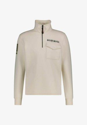 Sweatshirt - weiss