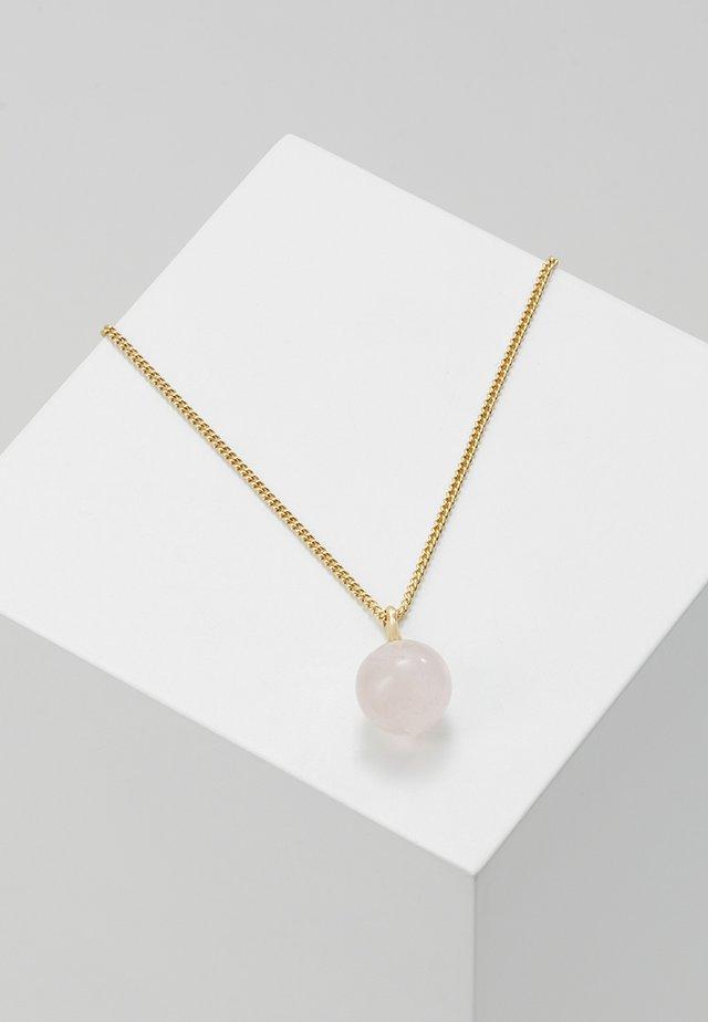 NECKLACE  AUDRE-ANNE - Collana - gold-coloured